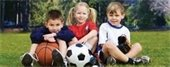 Kids ready for sports